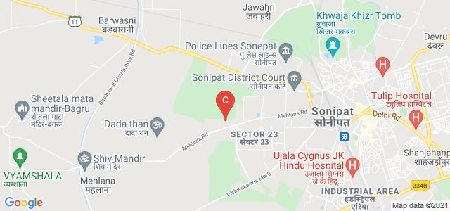 Happy Child College of Nursing, Mayur Vihar, Sector 21, Sonipat, Haryana, India