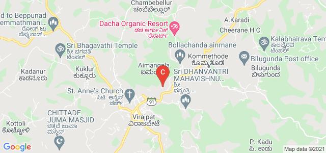 Coorg Institute of Dental Sciences, Virajpet, Karnataka, India
