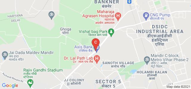 Aditi Mahavidyalaya, Auchandi Main Rd, Vijay Colony, Vijay Nagar, Bawana, Delhi, India