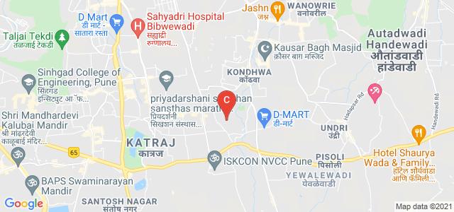 Vishwakarma Institute of Information Technology, Kapil Nagar, Kondhwa Budruk, Pune, Maharashtra, India