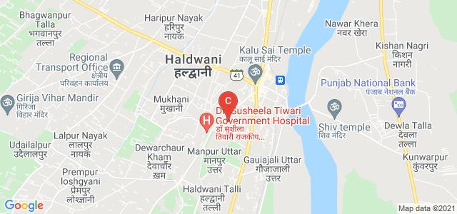 Government Medical College, Rampur, Haldwani, Uttarakhand, India