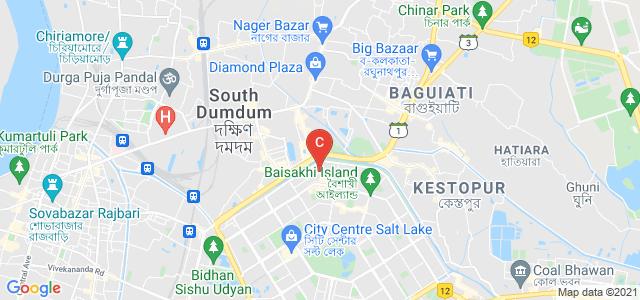 The West Bengal University Of Health Sciences, DD Block, Sector 1, Salt Lake City, Kolkata, West Bengal, India