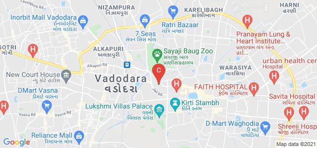 Medical College Baroda, Vinoba Bhave Road, Anandpura, Vadodara, Gujarat, India