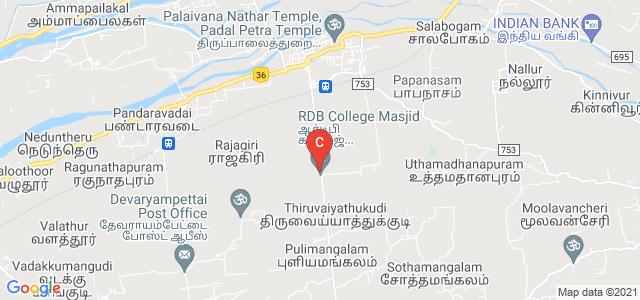 RDB College of Education, Thanjavur, Tamil Nadu, India