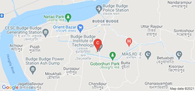 Budge Budge Institute Of Technology, KP Mondal Road, Nishchintapur, Budge Budge, West Bengal, India