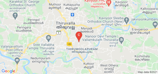 Mar Athanasios College for Advanced Studies (Thiruvalla), Thukalassery, Thiruvalla, Kerala, India