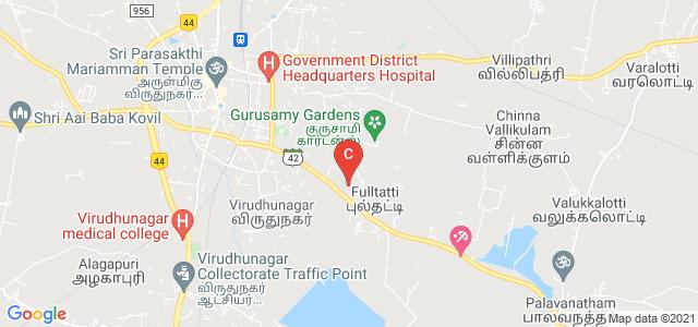 VMSP Nadar College Of Education, Anna Nagar, Virudhunagar, Tamil Nadu, India