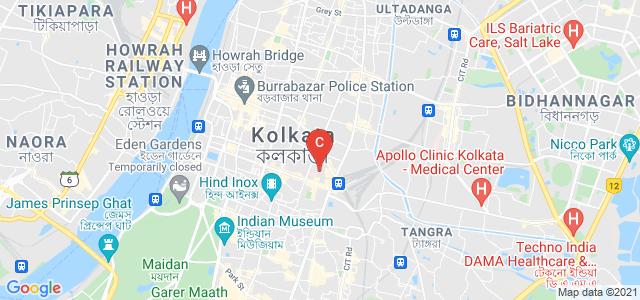 Acharya Girish Chandra Bose College, Rajkumar Chakraborty Sarani, Scott Lane, Baithakkhana, Kolkata, West Bengal, India