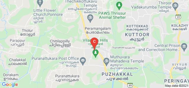 Amala Institute of Medical Sciences, PO, Amalanagar, Thrissur, Kerala, India