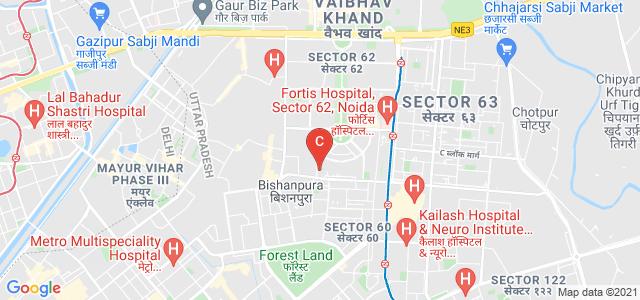 Nightingale Institute Of Nursing, Institutional Area, Phase 2, Industrial Area, Sector 62, Noida, Uttar Pradesh, India