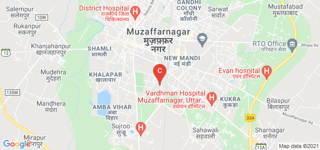 CH. CHHOTU RAM (PG) COLLEGE, Circular Road, Civil Lines South, Muzaffarnagar, Uttar Pradesh, India