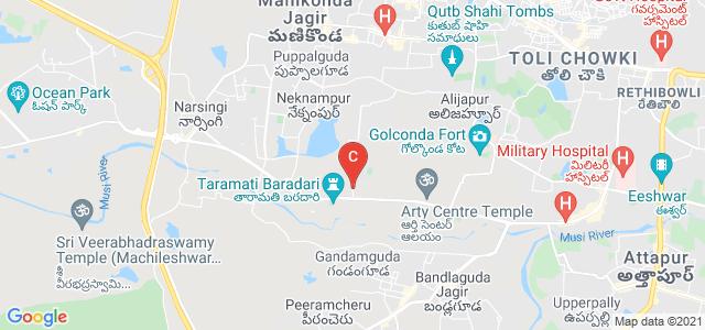 Vasavi College of Engineering, Ibrahim Bagh Road, Ibrahim Bagh, Hyderabad, Telangana, India