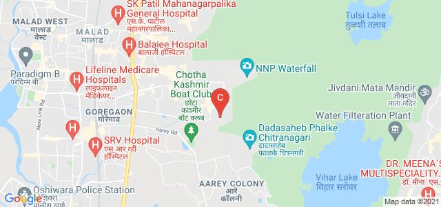 Indira Gandhi Institute of Development Research, IGIDR, Nagri Niwara Cooperative Housing Society, Goregaon East, Mumbai, Maharashtra, India