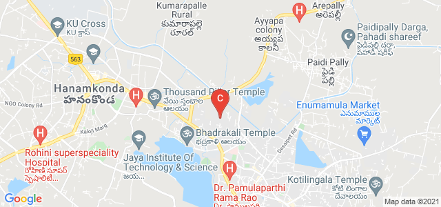 Kakatiya Medical College, Nizampura, Warangal, Telangana, India