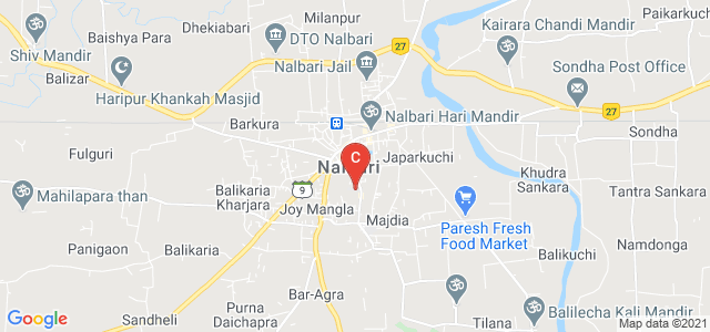 Mahendra Narayan Choudhury Balika Mahavidyalaya Nalbari, Santipur, Nalbari, Assam, India