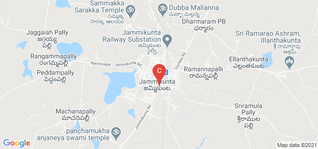 Sai Ram Degree College, Jammikunta, Telangana, India