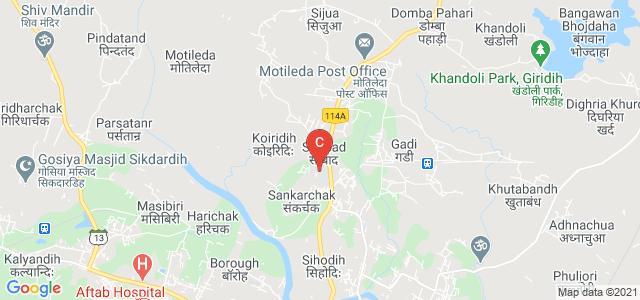 Giridih College, Pandardih, Giridih, Jharkhand, India