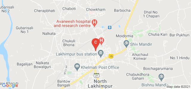 Lakhimpur Commerce College, North Lakhimpur, Lakhimpur, Assam, India