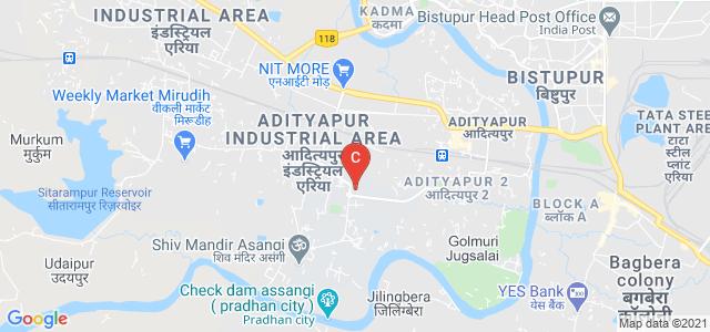 Indian institute Of Information Technology Ranchi., Professor Quarters, Ichhapur, Adityapur, Jamshedpur, Jharkhand, India