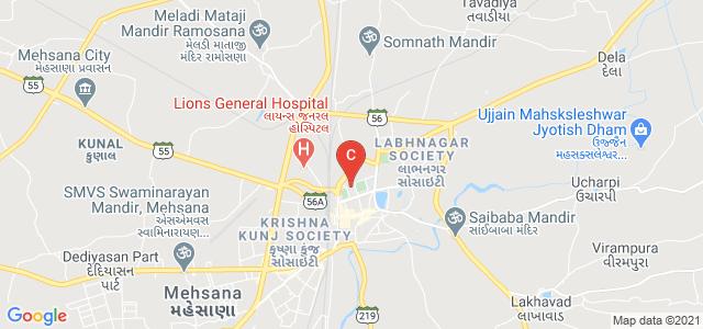 Shri Sarvjanik Science College, Mehsana, Pilaji Ganj, Mehsana, Gujarat, India