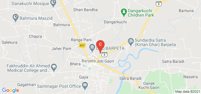 Barpeta Girls' College, Barpeta-Kayakuchi-Bhabanipur Road, Sundaridia, Barpeta, Assam, India
