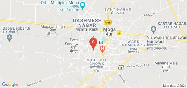 D.M. College, New Town, Moga, Punjab, India