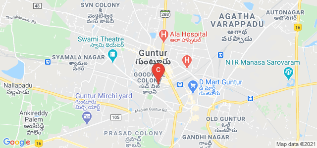 Career Degree College, Brodipet, Guntur, Andhra Pradesh, India