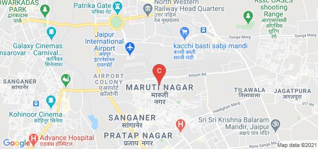 Indian Institute Of Health Management Research, Maruti Nagar, Jaipur, Rajasthan, India