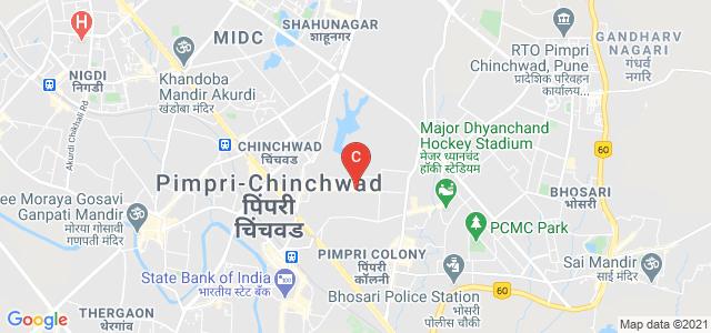 Dr. D. Y. Patil Vidyapeeth, Pune, Sant Tukaram Nagar, Pimpri Colony, Pune, Maharashtra, India
