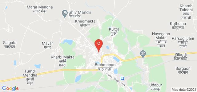 Dr. Babasaheb Ambedkar College of Arts, Commerce & Science, Msrtc Area, Brahmapuri, Maharashtra, India