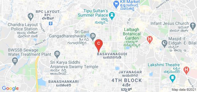 BMS College Of Architecture, Bull Temple Road, Basavanagudi, Bengaluru, Karnataka, India