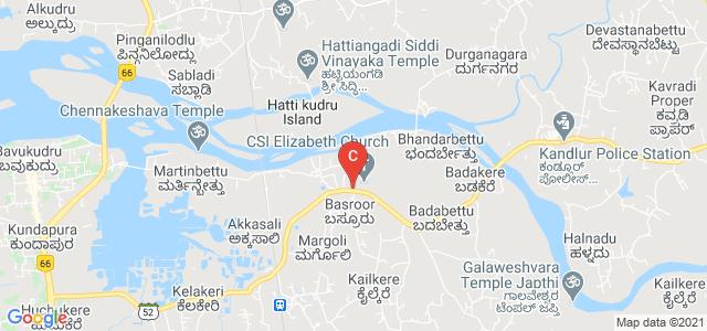 Sri Sharada College, Basrur - Hunsemakki Road, Basrur, Udupi, Karnataka, India