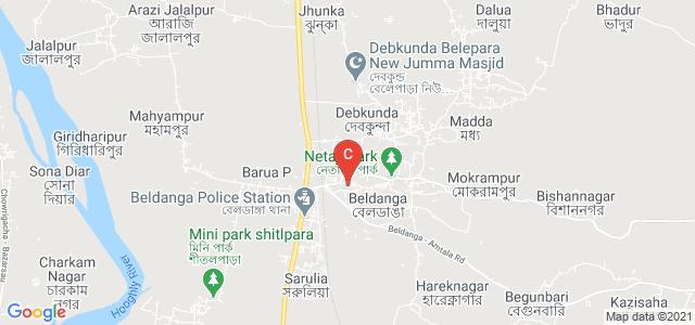 Sewnarayan Rameswar Fatepuria College, Beldanga SRF College Road, Beldanga, Murshidabad, West Bengal, India
