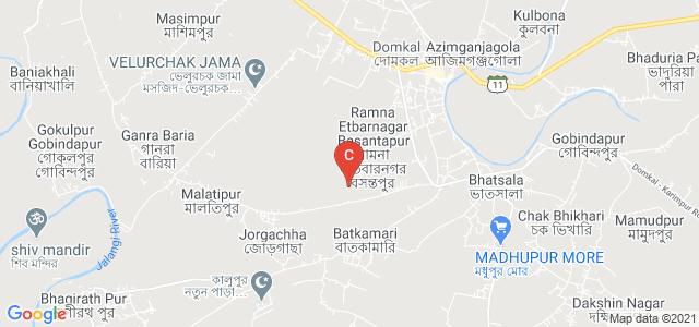 Dumkal College, Ramna Etbarnagar Basantapur, Murshidabad, West Bengal, India