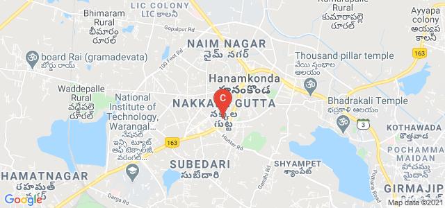 Kakatiya Mahila Degree College, IOB Lane, Nakkala Gutta, Hanamkonda, Telangana, India