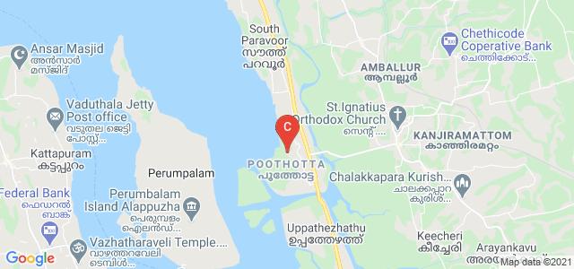 Swamy Saswathikananda College, Poothotta, Kochi, Kerala, India