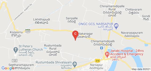 Sri Y N College, Y N College Lecturers Colony, Narsapur, Andhra Pradesh, India