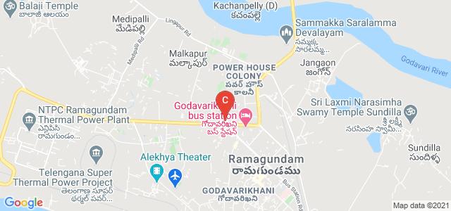 Government Degree College Godavarikhani., Godavarikhani, Ramagundam, Telangana, India