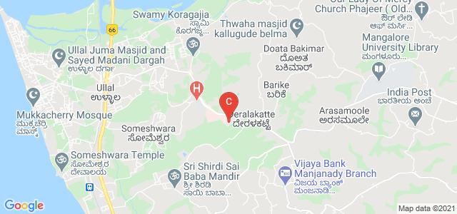 NITTE University, Deralakatte, Mangaluru, Karnataka, India