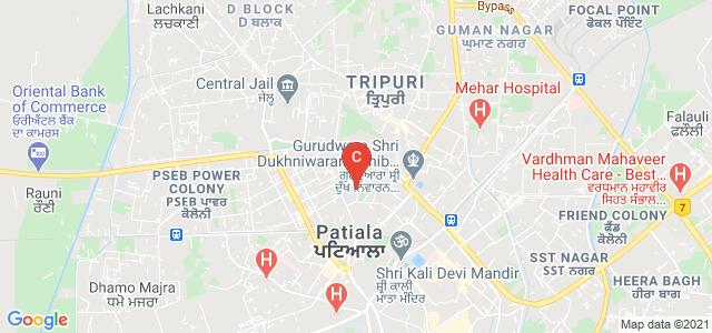 Govt Bikram College Of Commerce, Nabha Rd, Civil Lines, Patiala, Punjab, India