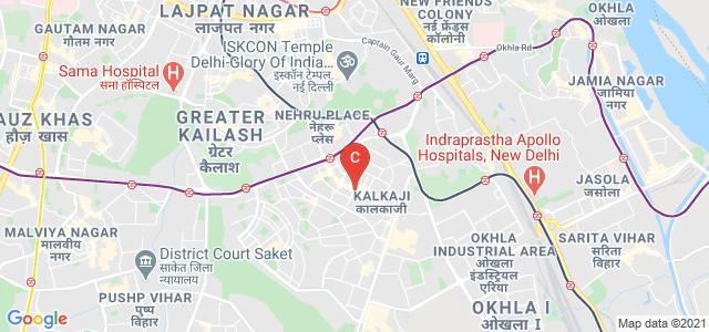 Ramanujan College, CR Park Main Road, Near Deshbandhu College, Block H, Kalkaji, New Delhi, Delhi, India