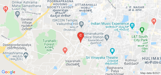 Indus Business Academy Road, Bangalore, Karnataka, India