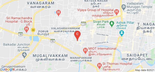 SRM Institute Of Science And Technology, Bharathi Salai, Ramapuram, Chennai, Tamil Nadu, India