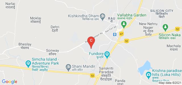Indian Institute of Management Indore, Rau - Pithampur Rd, Indore, Madhya Pradesh, India