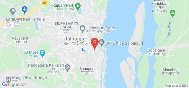 P.D. Women's College, Club Road, Jalpaiguri, West Bengal, India