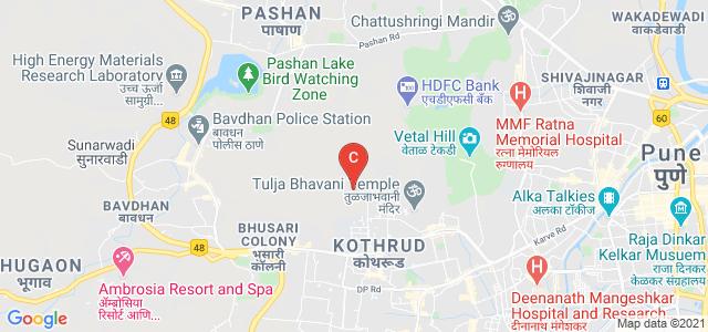 Pune, Maharashtra 411038, India