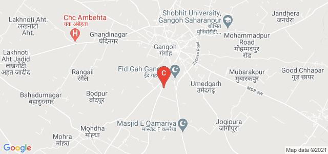 Lala Kishan Chand Government Degree College, Saharanpur, Uttar Pradesh, India