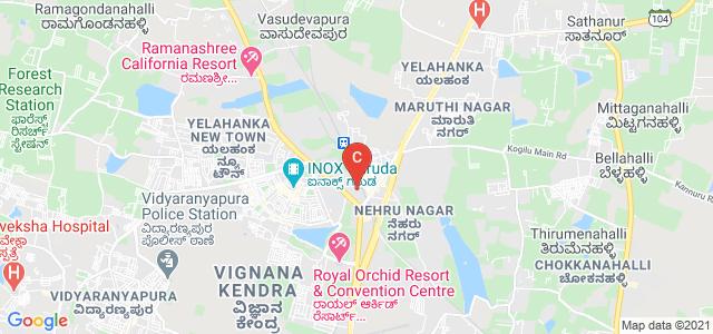 Government First Grade College Yelahanka, Suggappa Layout, Gandhi Nagar, Yelahanka, Bengaluru, Karnataka, India