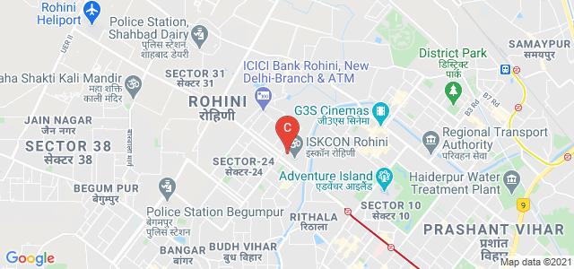 Sirifort Institute Of Management Studies, Institutional Area, Sector 25, Rohini, Delhi, India