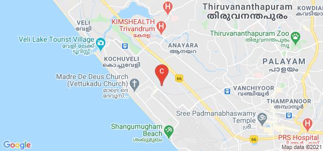 All Saints' College, Veli - Perumathura Road, Karikkakam, Thiruvananthapuram, Kerala, India
